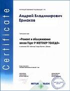 Авторизованный сервисный центр Меттлер Толедо (г. Москва)