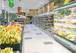 Весы в отделе фрукты-овощи