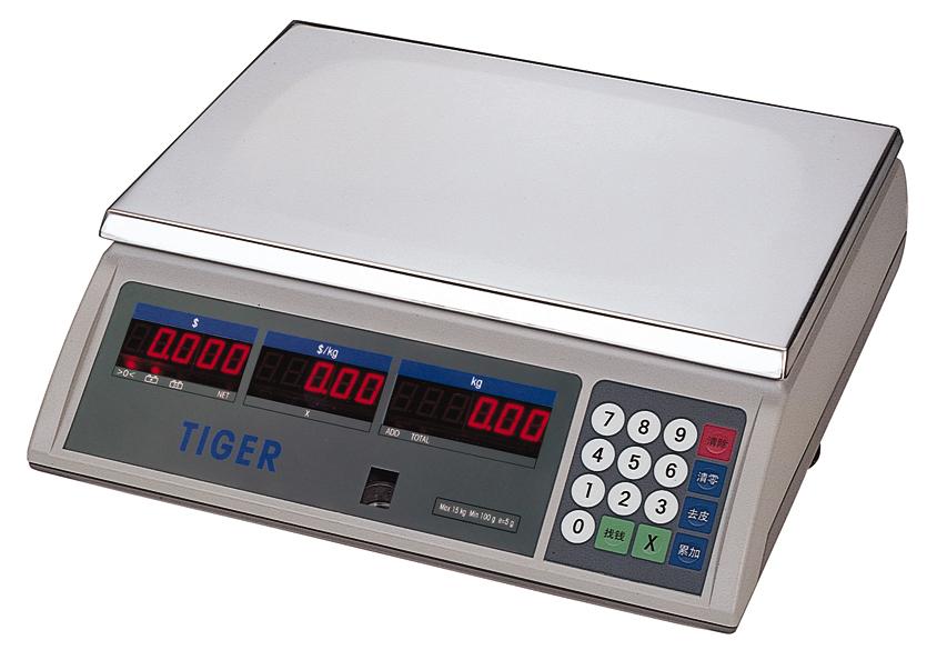 Весы без печати mettler toledo tiger e контрольные весы кассовые  Контрольные или кассовые весы